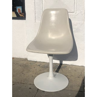 1960s Mid-Century Space Age Tulip Base Swivel Chair Preview