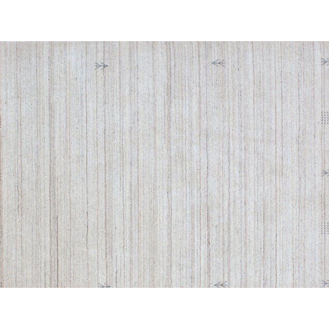 Leon Banilivi Ivory Gabeh Rug - 4' x 6' - Image 4 of 5