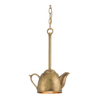 Currey & Company Oolong Pendant