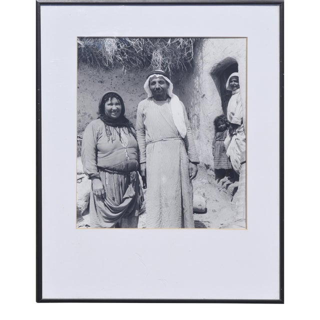 The Arab Couple, Israel 1951 - Image 1 of 5