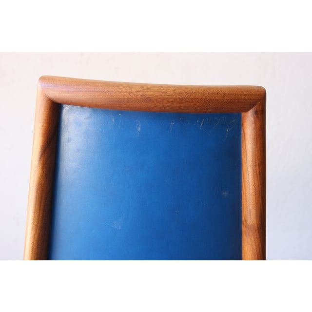 Monteverdi-Young Mid-Century Walnut Chair For Sale - Image 11 of 11