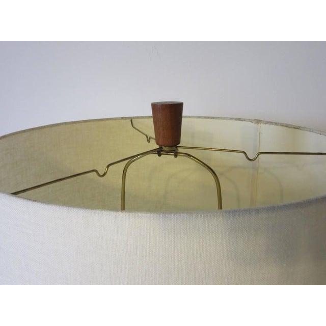 Gordon Martz Monumental Jane and Gordon Martz Pottery Table Lamp For Sale - Image 4 of 7