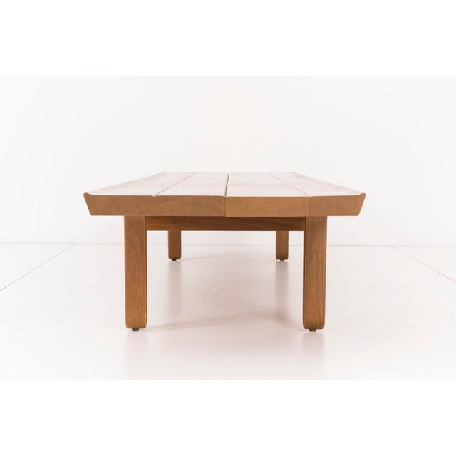 "Edward Wormley ""Long John Bench"" For Sale In Los Angeles - Image 6 of 8"