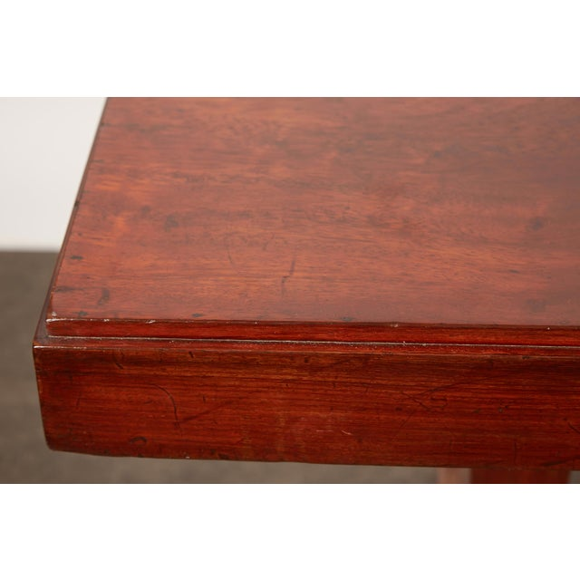 20th Century French Colonial Art Deco Rosewood Desk - Image 5 of 9