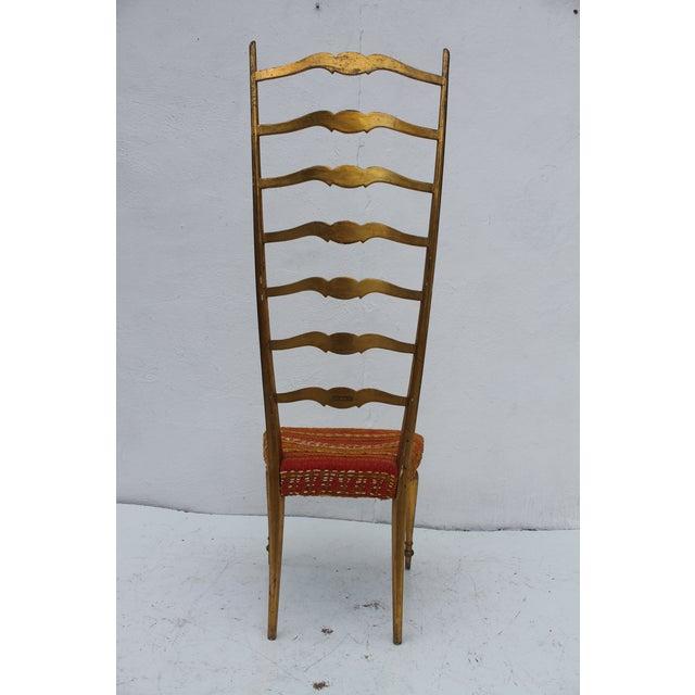 Chiavari Italian Chiavari Accent Chair For Sale - Image 4 of 11