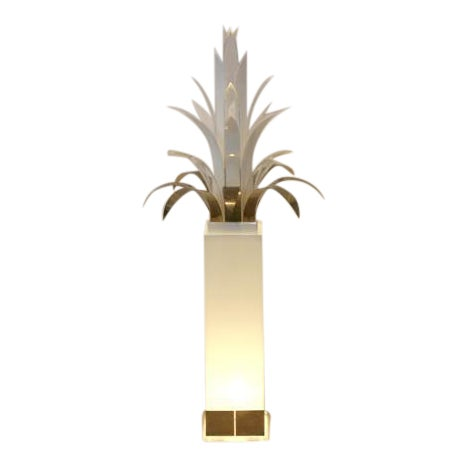 Sophisticated Palm Tree Floor Lamp by Peter Doff | DECASO