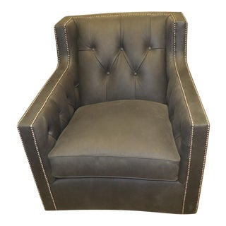 Bernhardt Candace Swivel Chair For Sale