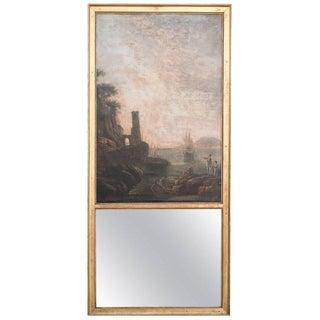 19th Century Louis Phillipe Trumeau