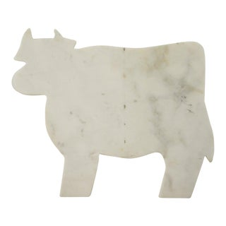 Marble Cow Cheese Board