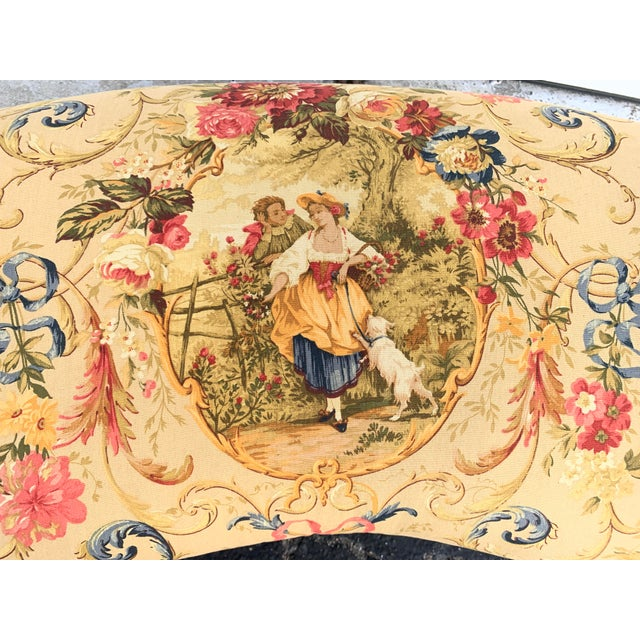Early 20th Century French Boudoir Bench For Sale In Miami - Image 6 of 12