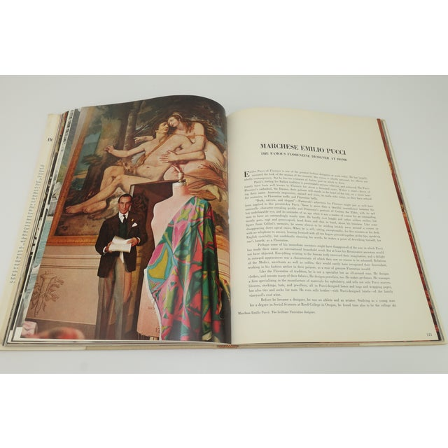 Red Vogue's Book of Houses, Gardens, People With Photography by Horst For Sale - Image 8 of 13