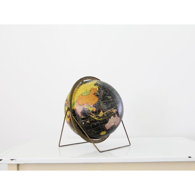 George F. Cram 1961 Cram's Universal Globe For Sale - Image 4 of 9