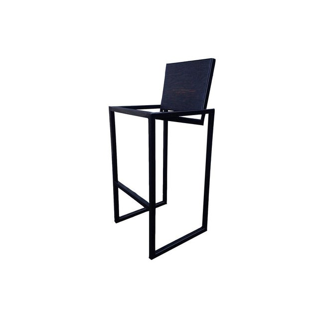 The Vernon Bar Stool's clean lines and thoughtful proportions give it a simultaneous edgy and elegant aesthetic. Cousin to...