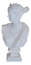 Image of White Sculpture