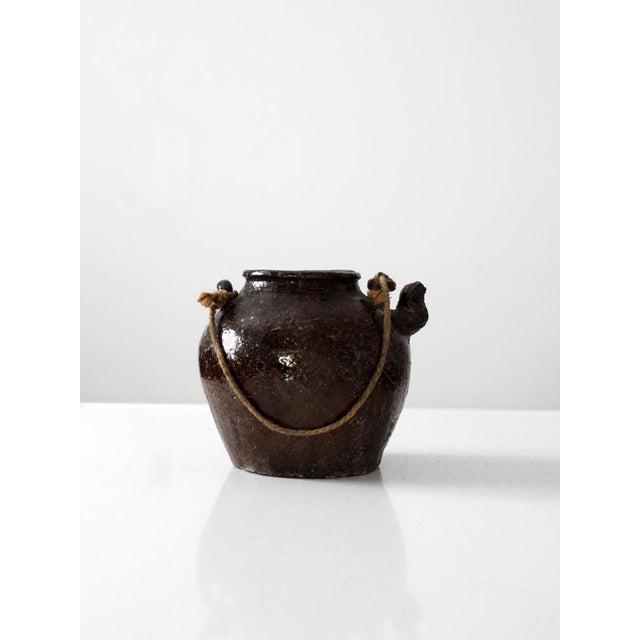 Antique Bean Pot For Sale - Image 6 of 6