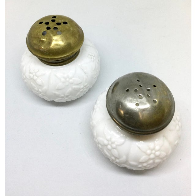 These work perfectly. I tried the out. Salt flows perfectly and pepper is just right. Very hard to find conversation...