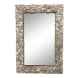 Image of Shell Encrusted Wall Mirror For Sale
