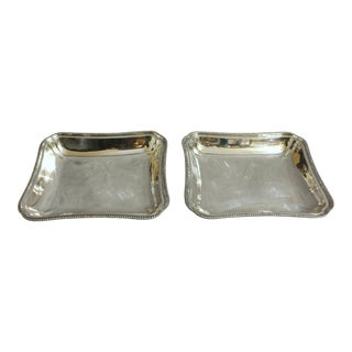 Tiffany & Co Vegetable Dishes- a Pair For Sale