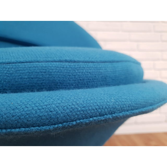 """1970s Vintage Verner Panton """"Cone"""" Chair For Sale - Image 12 of 13"""