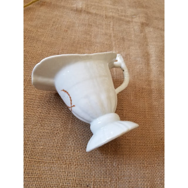 Chinese Export Helmet Form Creamer For Sale - Image 10 of 11