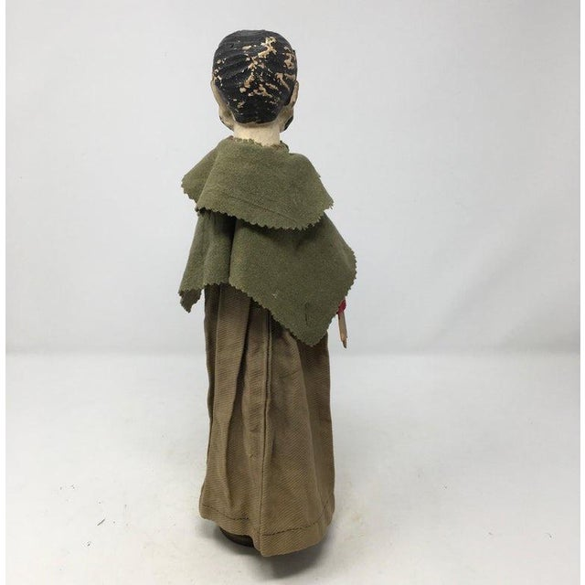 Antique French Marionette For Sale - Image 4 of 8