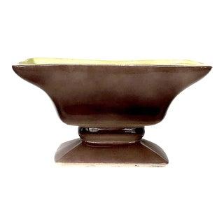 1950s Mid-Century Modern Pottery Planter