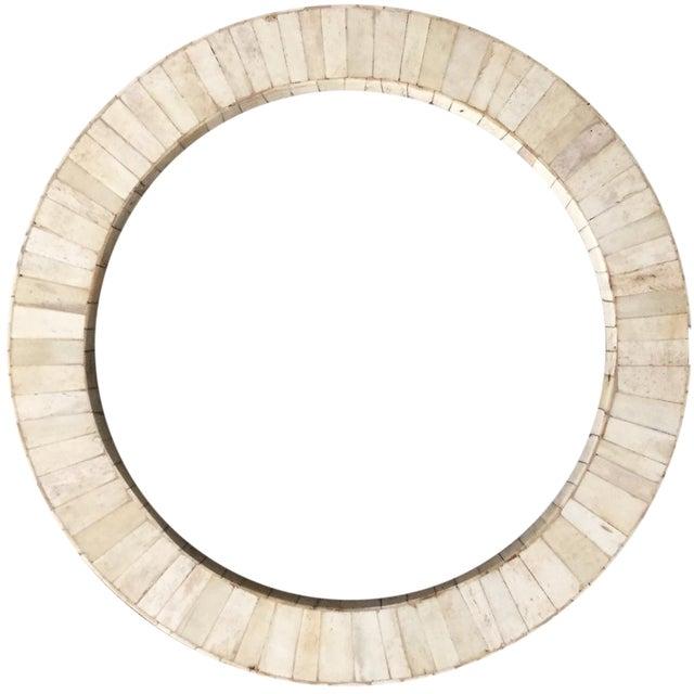 Tessellated Bone Frame Enrique Garcel - Image 1 of 7