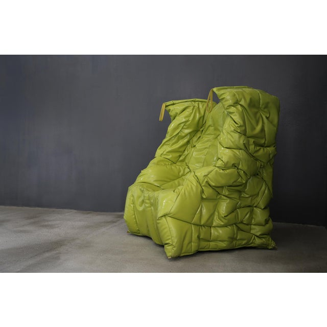 Gaetano Pesce Pair of Armchairs by Gaetano Pesce Meritalia From 2007 For Sale - Image 4 of 7