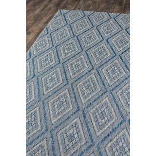 "Madcap Cottage Lake Palace Rajastan Weekend Blue Indoor/Outdoor Area Rug 6'7"" X 9'6"" Preview"