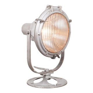 Antique Crouse Hinds u.s. Navy Spotlight For Sale