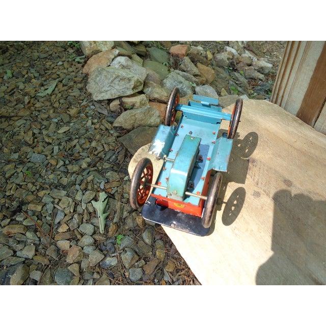 Vintage Model A Friction Car For Sale - Image 7 of 9