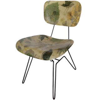 Hobart Wells Hairpin Lounge Chair For Lensol-Wells