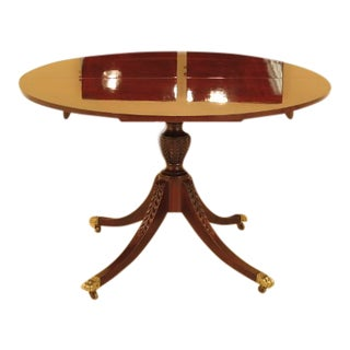 Vintage & Used Mahogany Dining Tables | Chairish