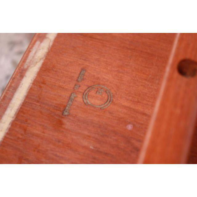 Early Finn Juhl for France and Daverkosen Teak Coffee Table For Sale - Image 10 of 11