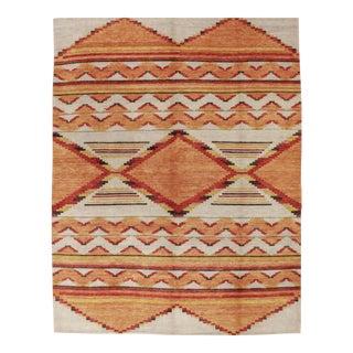 "Pendleton Rug, Navajo Design, 9'1"" X 11'10"" For Sale"
