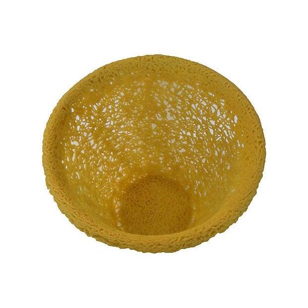 Mid-Century 'Spaghetti' Waste Basket - Image 2 of 4