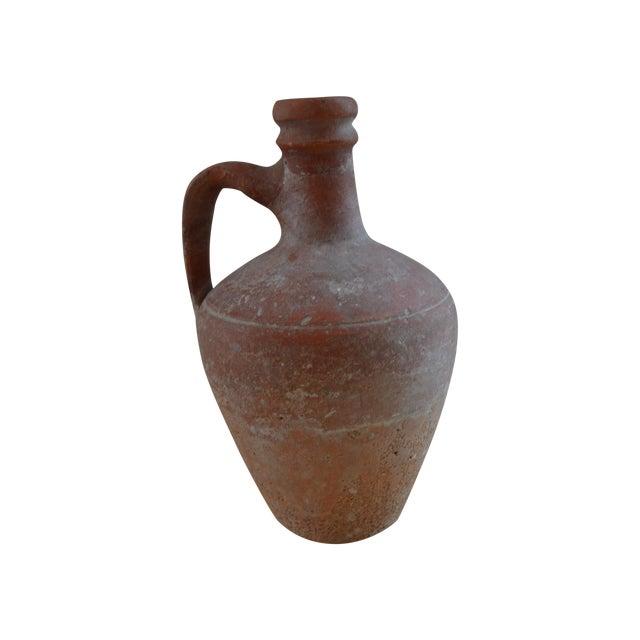 Greek Antique Stamna Pottery Vase - Image 1 of 4