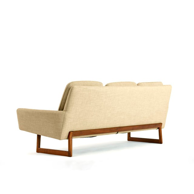 1960s Jens Risom, Pair of Sofas, Circa 1960's For Sale - Image 5 of 10