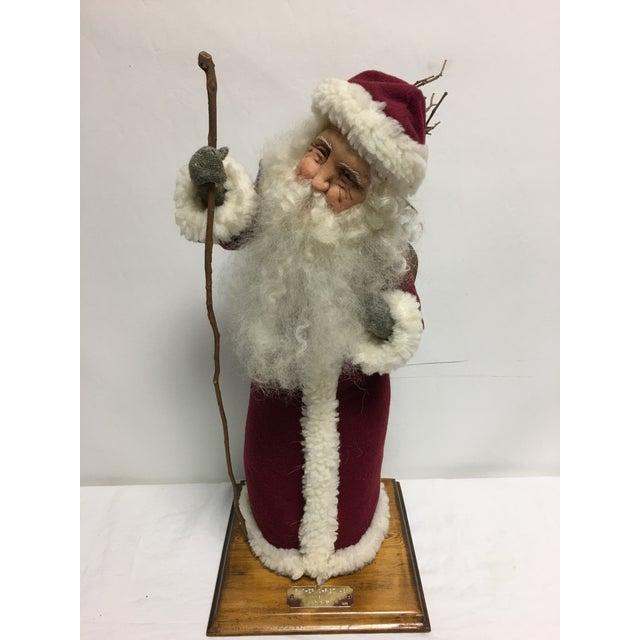 Sara Baker Hand Made Father Christmas - Image 2 of 10