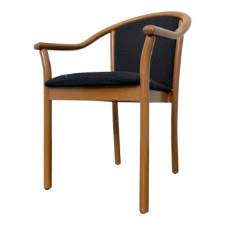 1990s Mid-Century Modern Accent Chair For Sale
