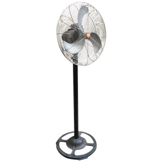 Diehl Industrial Airmaster Oscillating Floor Fan For Sale