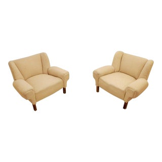 1948 Paul Laszlo for Herman Miller Chairs - a Pair For Sale