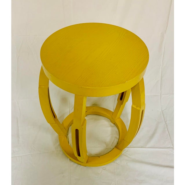 Contemporary Bungalow 5 Occasional Table For Sale - Image 3 of 5