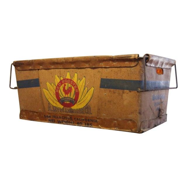 Vintage Banana Crate - Image 1 of 10