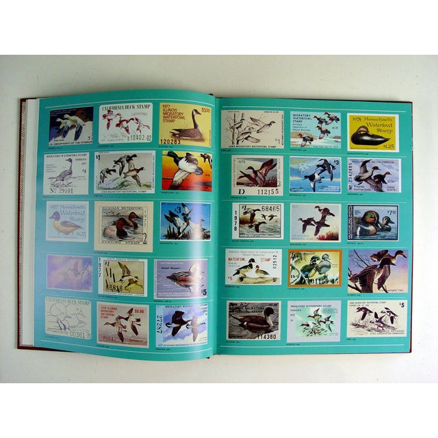 Vintage Book of Duck Stamps & Prints - Image 8 of 8