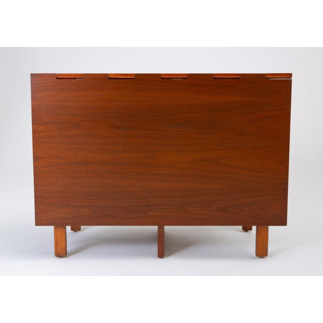 Model 4656 Gateleg Table by George Nelson for Herman Miller For Sale - Image 10 of 13