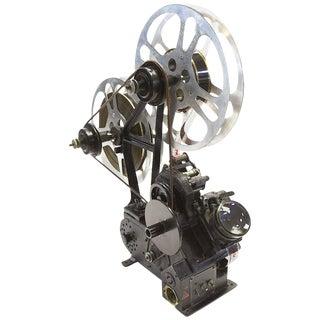 Moviola 'Bullseye' 35mm Film Editing Viewer Designed 1919 & Built In 1932. Display As Sculpture For Sale