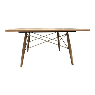 Mid Century Modern Herman Miller Eames Coffee Table For Sale