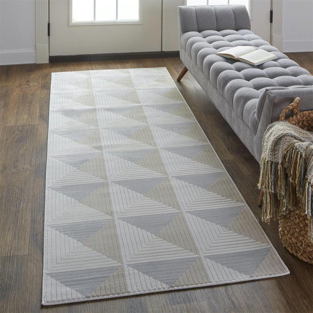 The Micah Collection is woven with high-grade shrink polyester fibers adding a subtle depth to the super-soft...