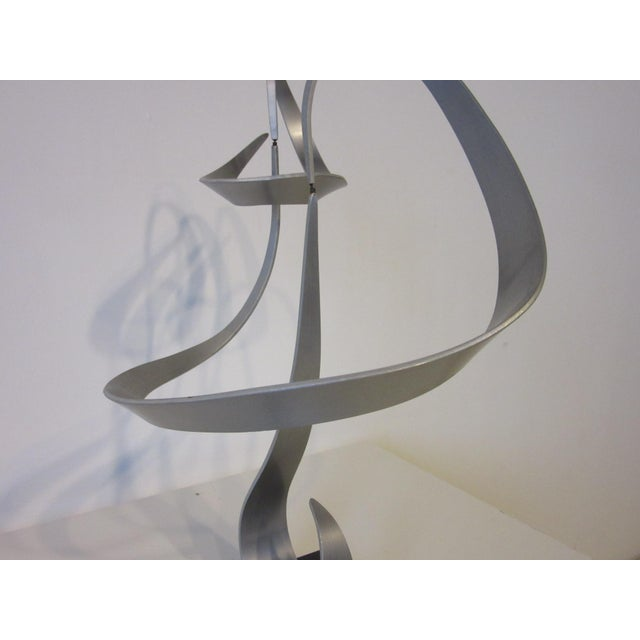 1970s John W. Anderson Kinetic Sculpture For Sale - Image 5 of 9